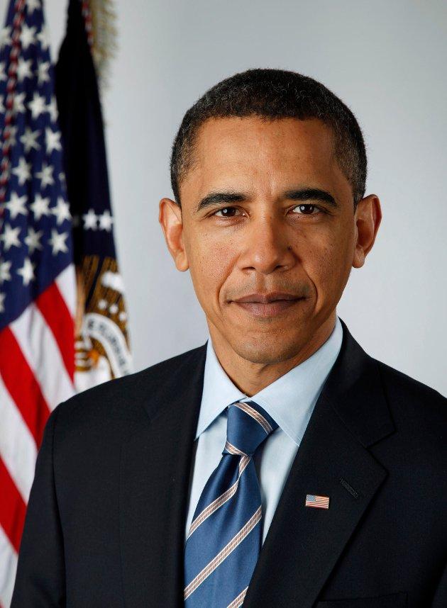 Barack Obama med en sjeldent god selvbiografi.