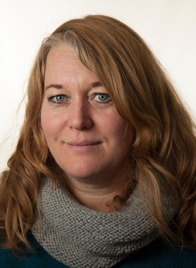 Ane Aamodt, kampanjeleder Vold og overgrep