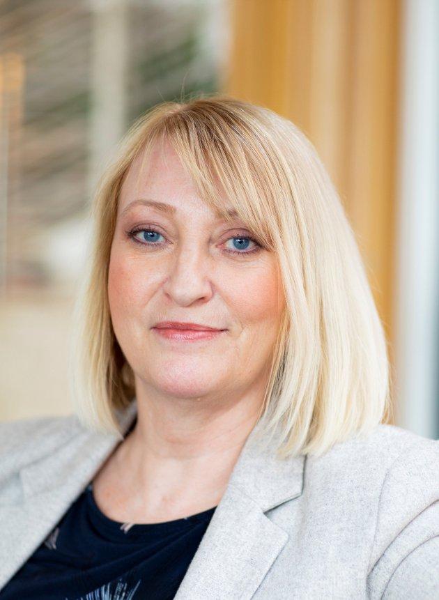 Lisbeth Gamre Skulstad, ordførerkandidat for Lillestrøm Krf