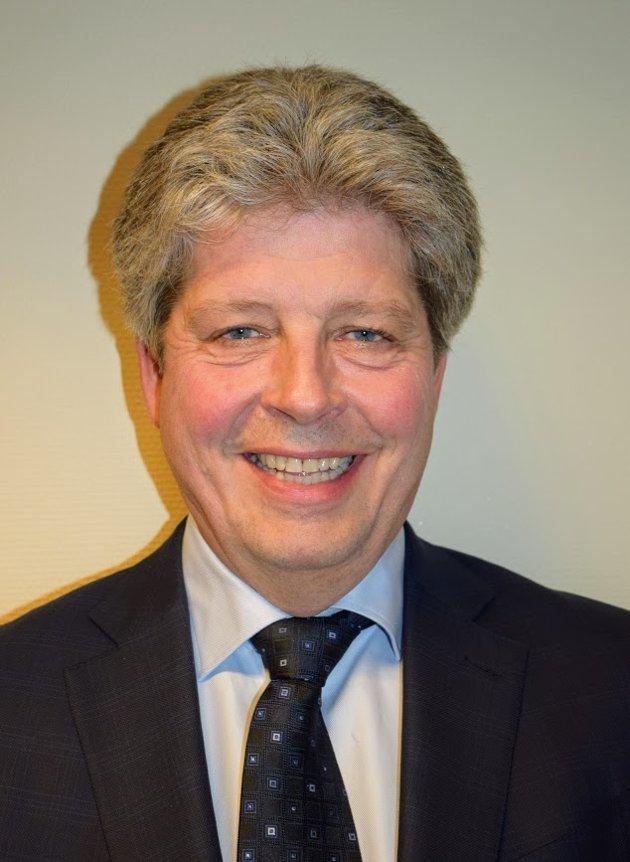 Alf Ulven, leder Aremark Høyre