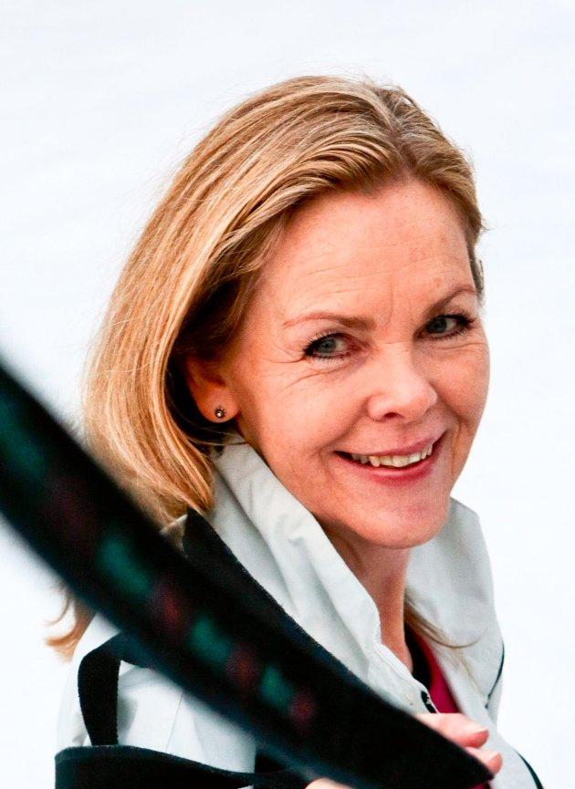 """Catharina Jacobsen romandebuterer med """"Trang""""."""