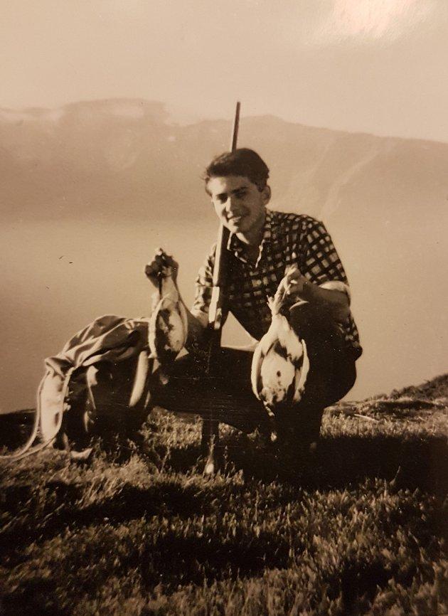 Freimstølen 1963.