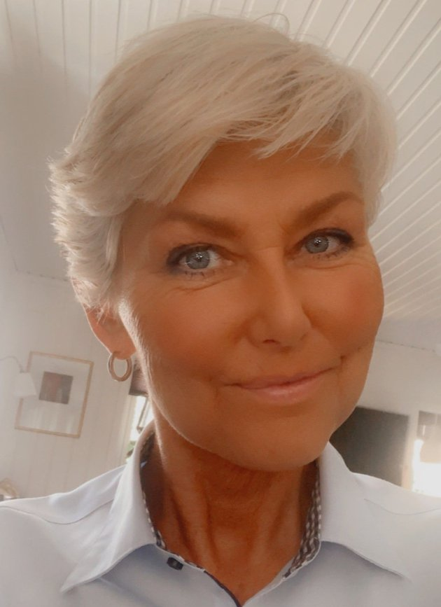 Hanne Alstrup Velure - kommune- og fylkespolitiker og sentralstyremedlem i Høyre