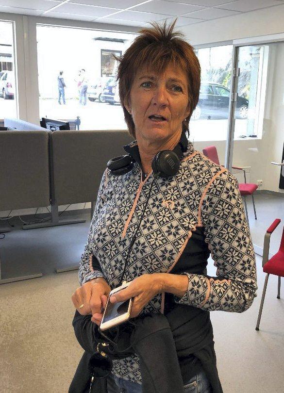 Ordfører Marianne Landaas (H) blir utfordret på hennes uttalelser om boplikt.