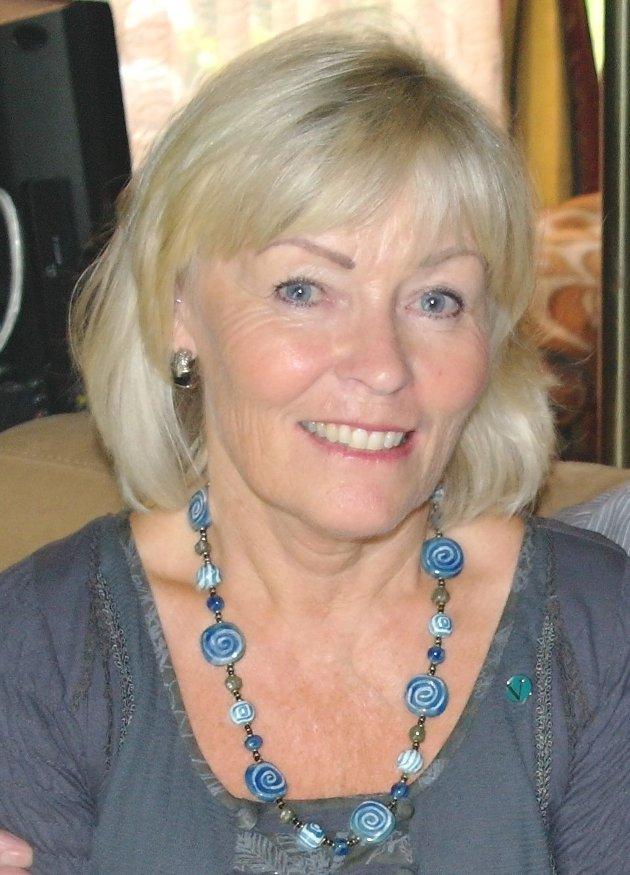 Karin S. Frøyd er artikkelforfatteren