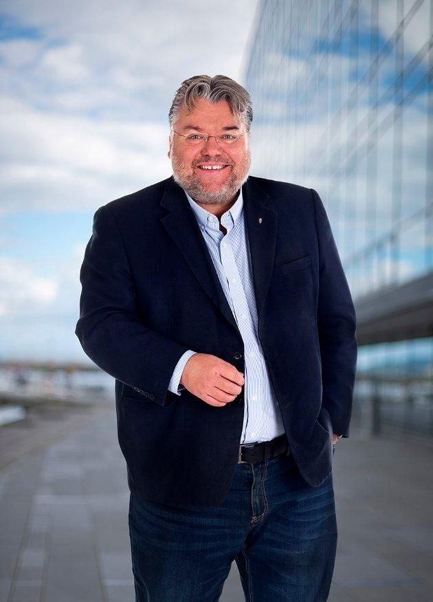 Morten Wold (Frp) Stortingsrepresentant