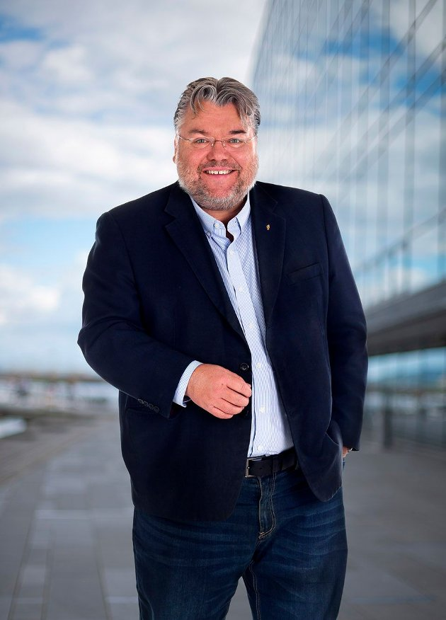 INNSENDEREN: Morten Wold (Frp), stortingsrepresentant fra Buskerud.