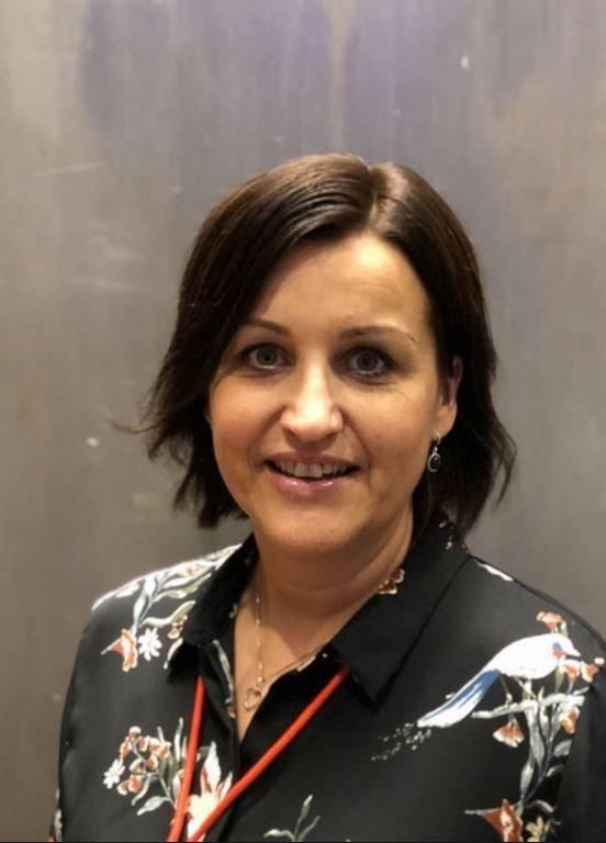 Marit Martinsen Dahle, hovedtillitsvalgt Norsk tjenestemannslag UiT