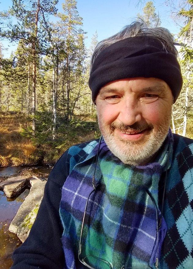 Bjørn Bakke, kommunestyrerepresentant, Lørenskog SV