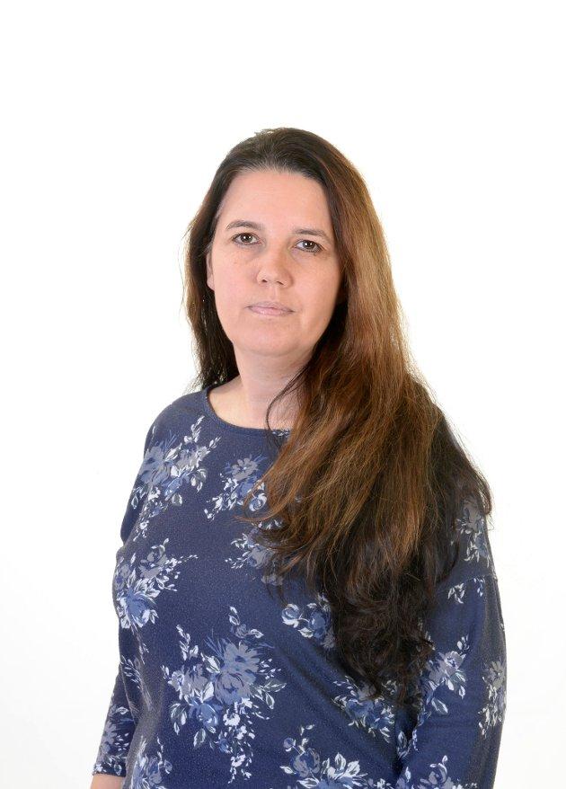 ØNSKER NY REGJERING: Karianne Sten Solheim, nestleder Fagforbundet Innlandet.