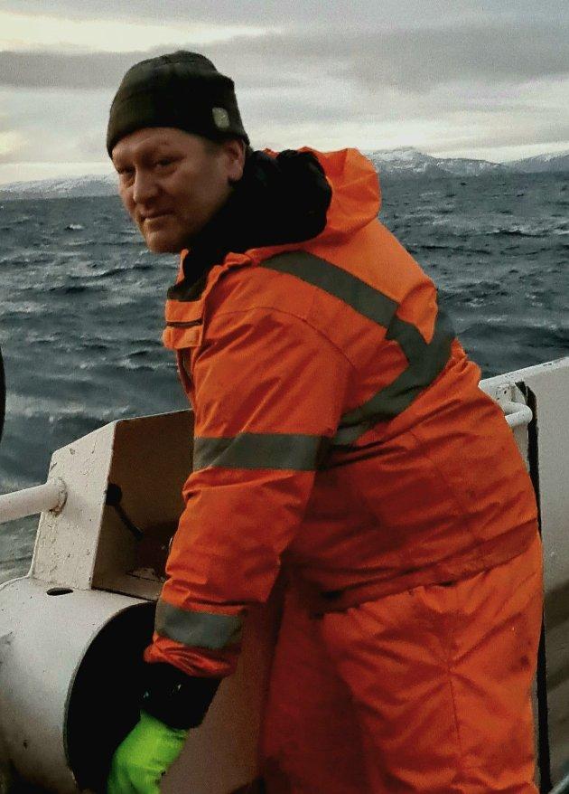Tor Mikkola, 1. kandidat for Senterpartiet i Nordre Valgkrets