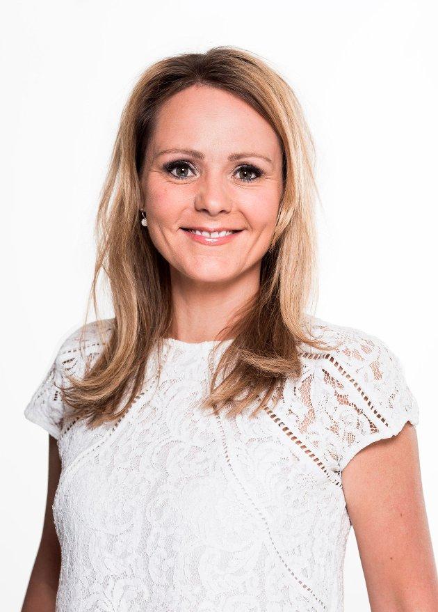 MULIGHETER: – 5G vil gi helt nye muligheter for næringsutvikling i distriktene, skriver statsråd Linda Hofstad Helleland
