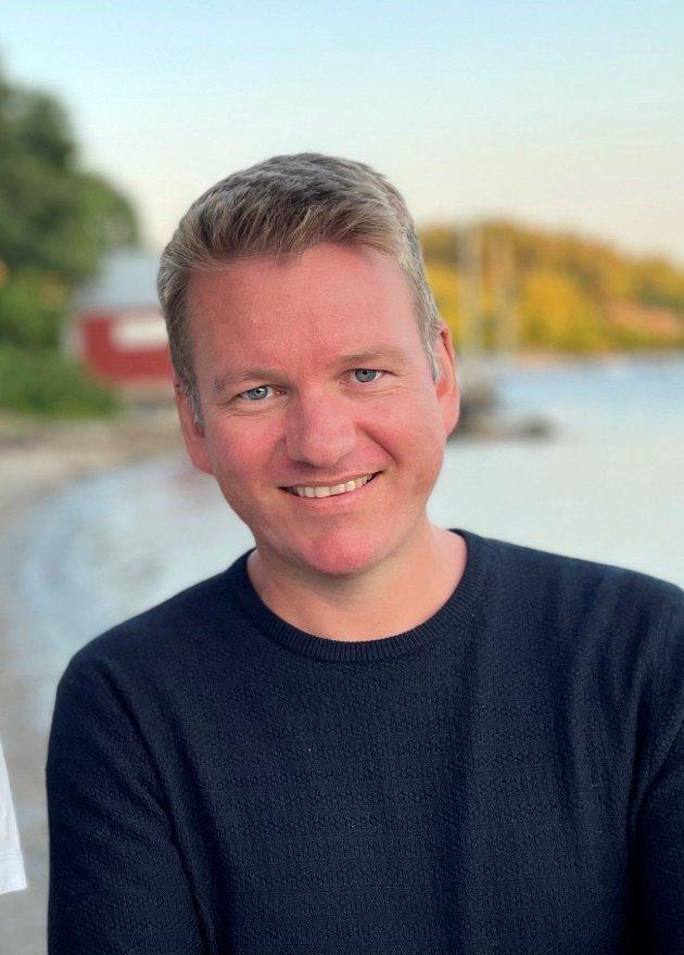 Vil mer for de fattige i verden: Anders Tyvand, KrF.