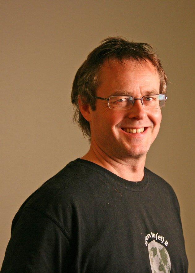Arnodd Håpnes, biolog og fagleder, Naturvernforbundet