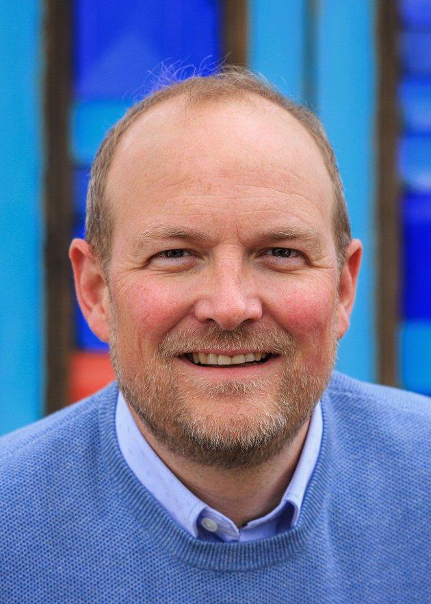 Stortingsrepresentant Ole André Myhrvold (Sp)