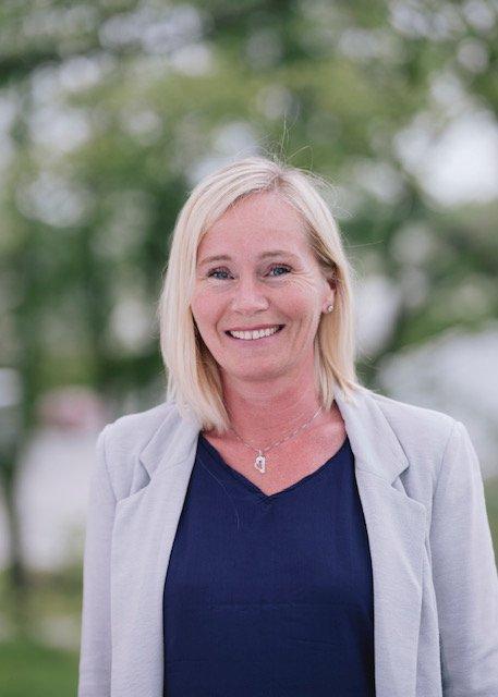 Hilde Løland jobber som sykepleier på hjerteavdelingen på SUS.