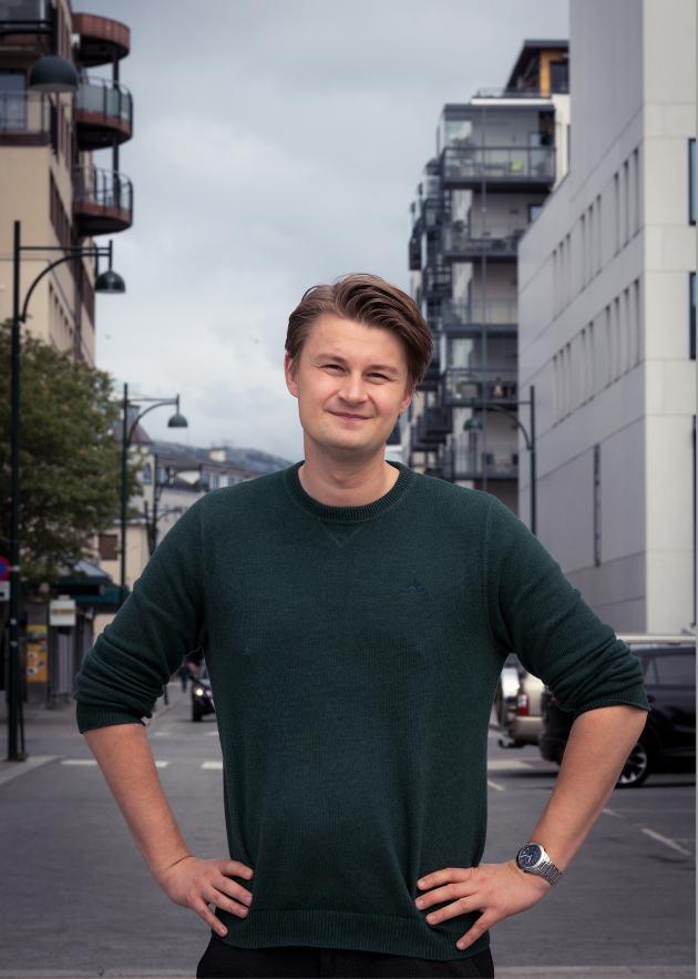Nordland Arbeiderpartis tredjekandidat