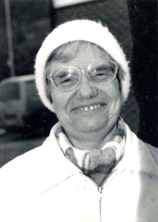 Marit Kleivaland.