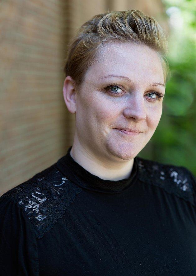 Bilde av Lisbeth Fremstad  fra aid