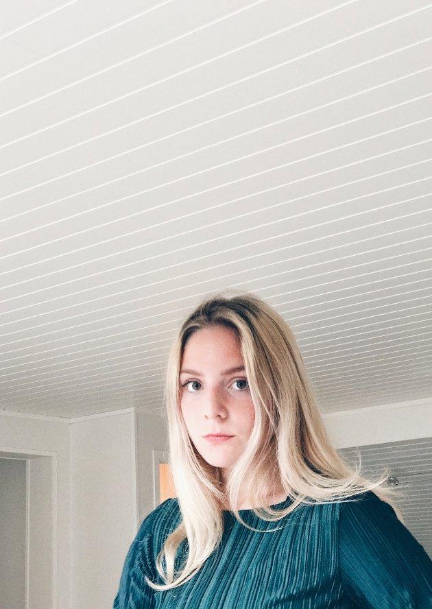 Madelen Aasnes Lona, Filosofistudent ved NTNU Trondheim., Namsos/Trondheim.