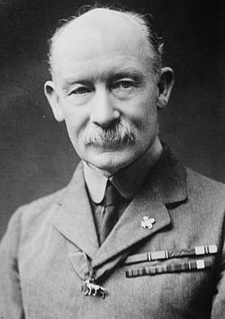 YTRING: Oberst John Skinner Wilson, skandinavisk sjef for SOE.