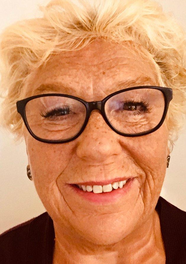 Christina Moen, Vestfold Røde Kors
