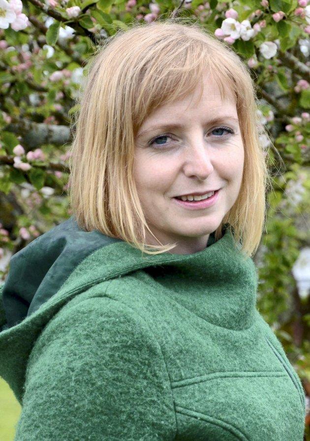 JULEHILSEN: Ordfører Ida Stuberg sender en julehilsen til alle innbyggere i Inderøy
