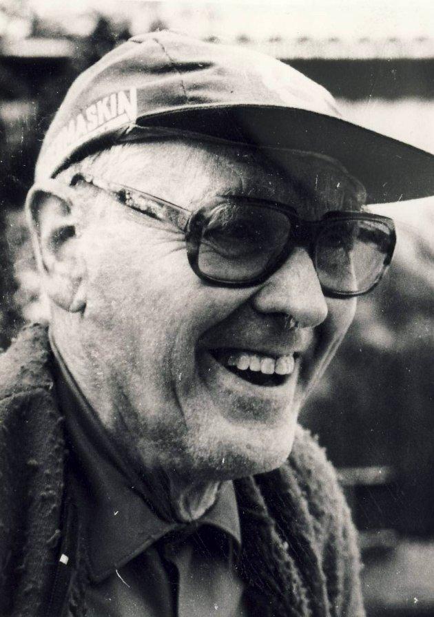 Olav K. Riskedal.