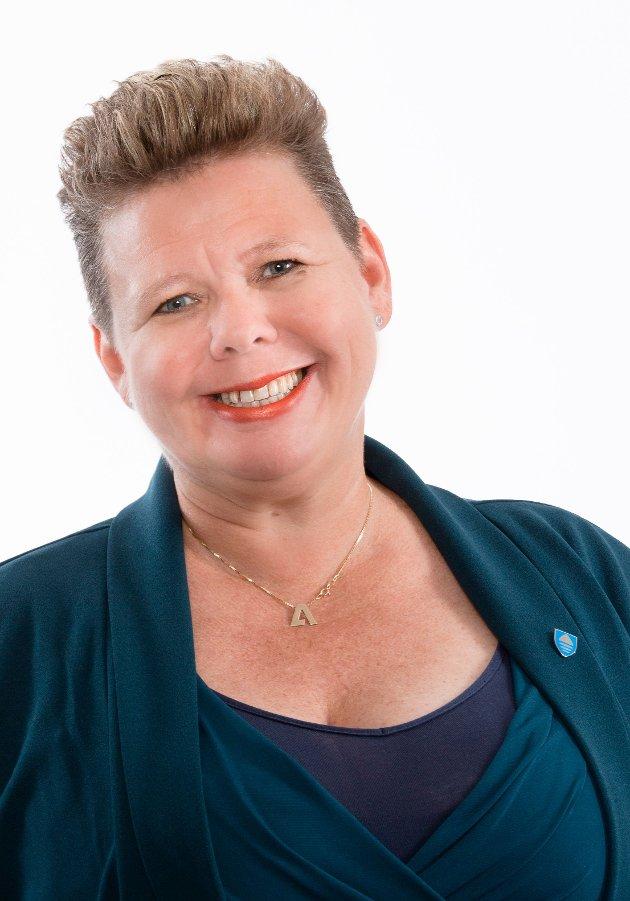 Siv Henriette Jacobsen, fylkesråd for utdanning og kompetanse, Viken fylkeskommune.