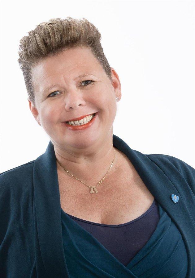 Siv Henriette Jacobsen (Ap), fylkesråd for utdanning og kompetanse