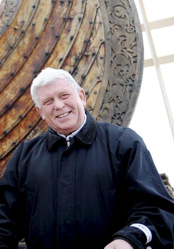 «Vikingskipene og miljøet rundt dem er Tønsbergs viktigste turist-attraksjon i dag»