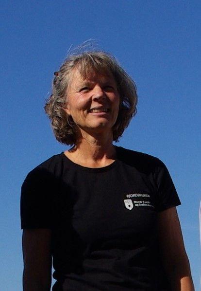 Kjersti Hoff, leder av Norsk Bonde og Småbrukarlag