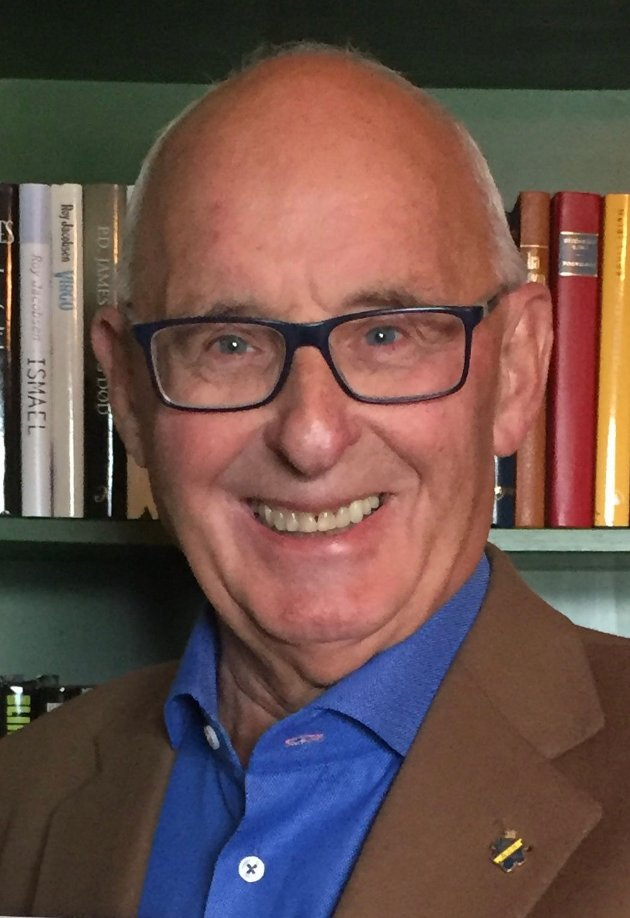 Karl-Wilhelm Sirkka, tidligere Høyrepolitiker, statssekretær, næringslivsleder