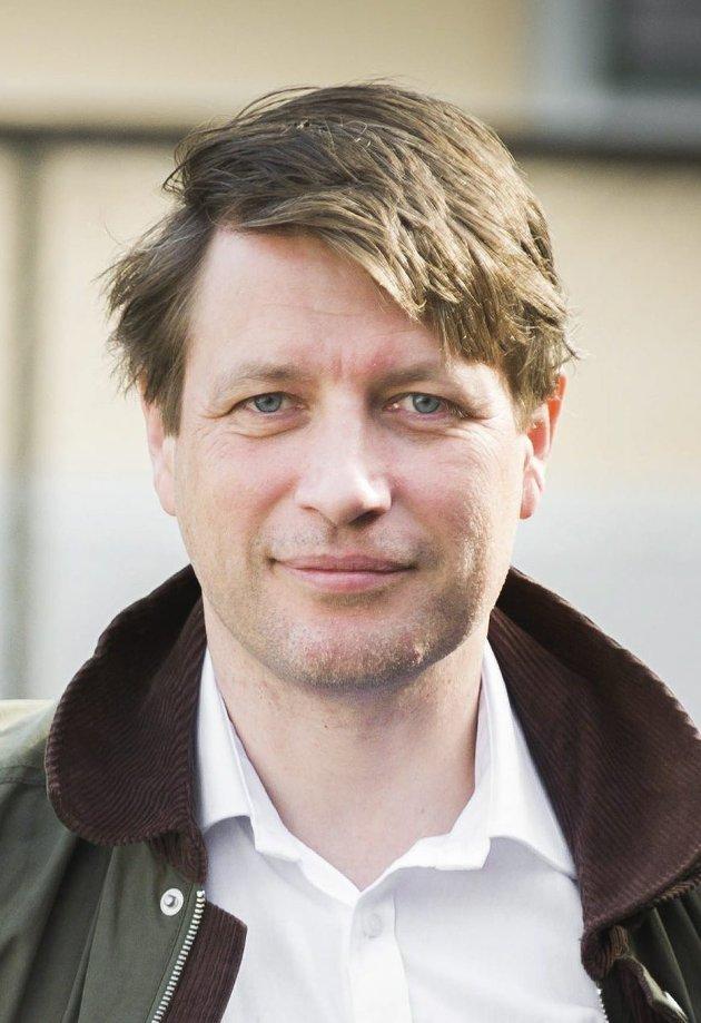 NESTLEDER: Ole Richard Holm Olsen er nestleder i Halden Høyre.