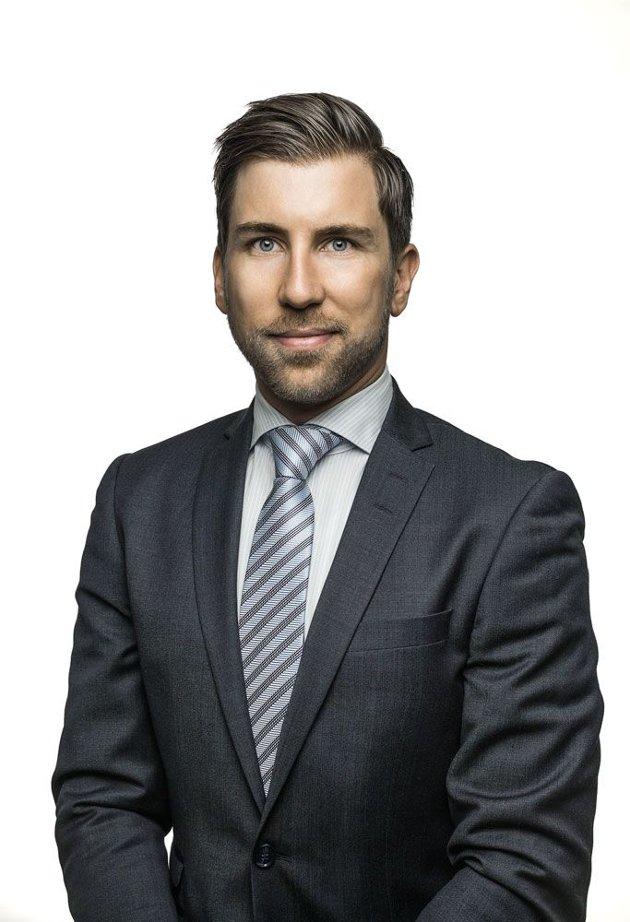 Advokat Eirik Bøe Sletten