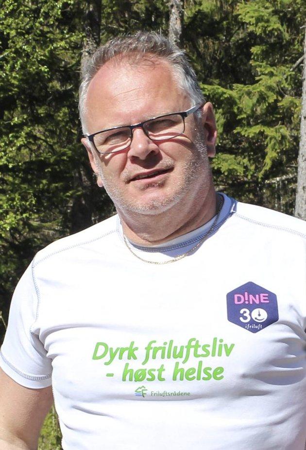 VERDIER: - Arbeiderpartiet har vært og er samfunnsbyggeren som tar alle med på laget, skriver Bjørn Ivar Lamo, leder i Grane Arbeiderparti.