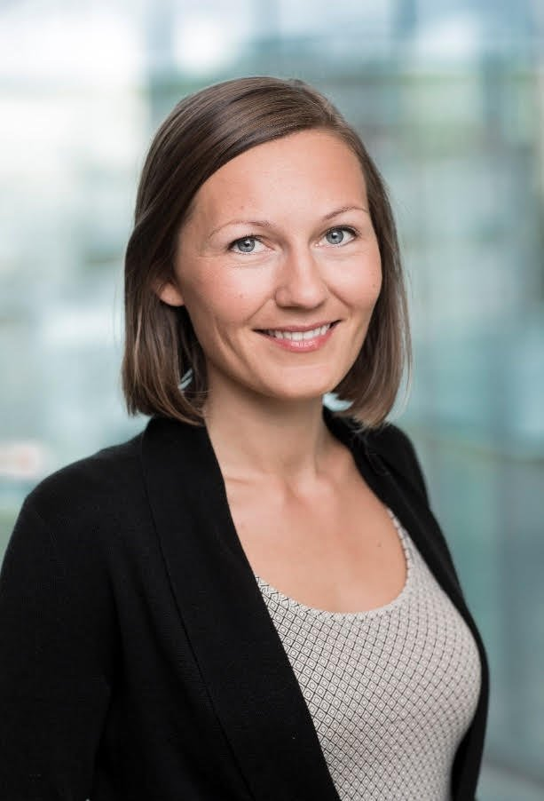 Ingeborg Marie Østby Laukvik, daglig leder i Halden Næringsutvikling