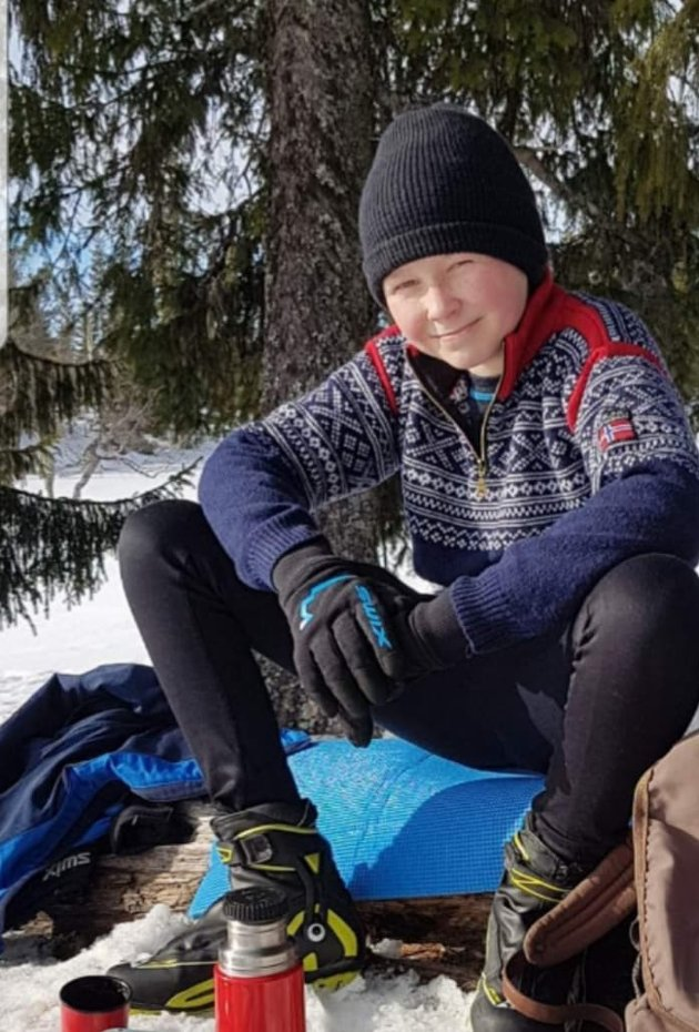 Nils Jørund Lieberg Stieng, 9. klasse, Brandbu ungdomsskole.