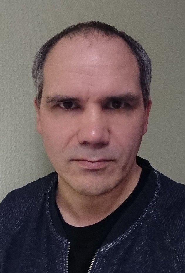 KRITIS: Alf Martin Eriksen, foretakstillitsvalgt for Norsk Psykologforening i Finnmarkssykehuset,