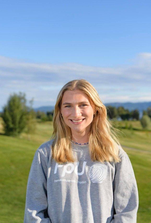 Anna Johnsen nestformann i Innlandet FpU