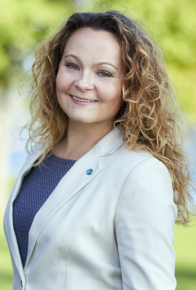Borsch: Rebekka Borsch mener Venstre er best på psykisk helsevern.