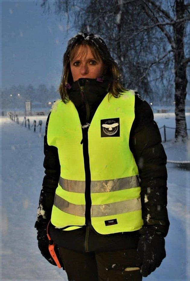 Anne Margrethe Vadder, leder i Rovviltets Røst