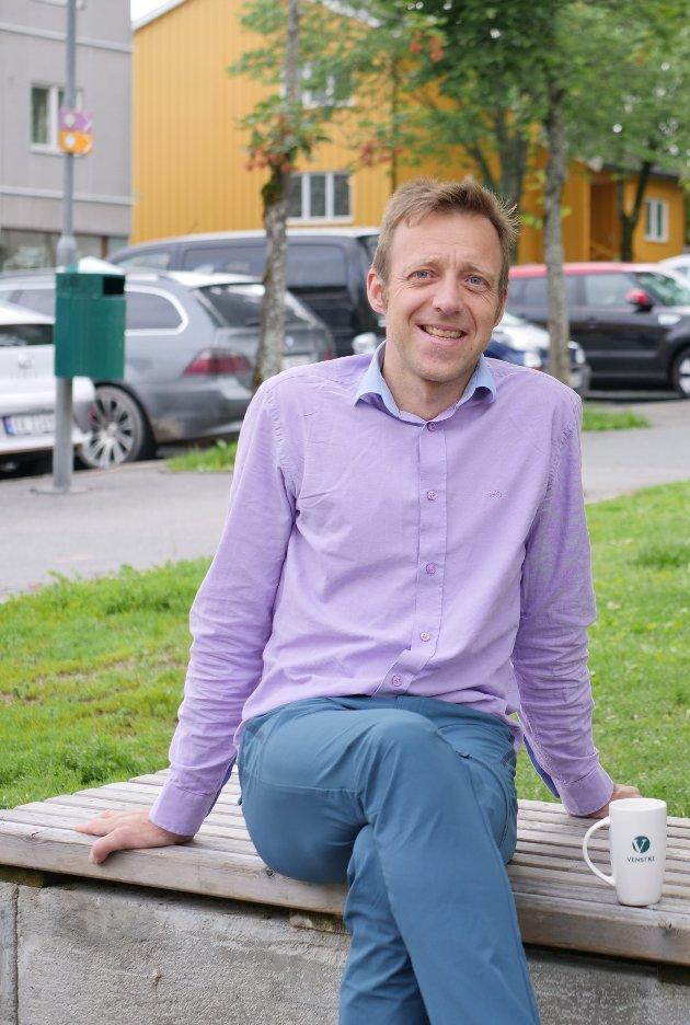 SVARER BERG: Mange ble provosert av debattinnlegget til Eindride Berg i helga. Olav Fjeld Kraugerud (V) har diktet dette tilsvaret.