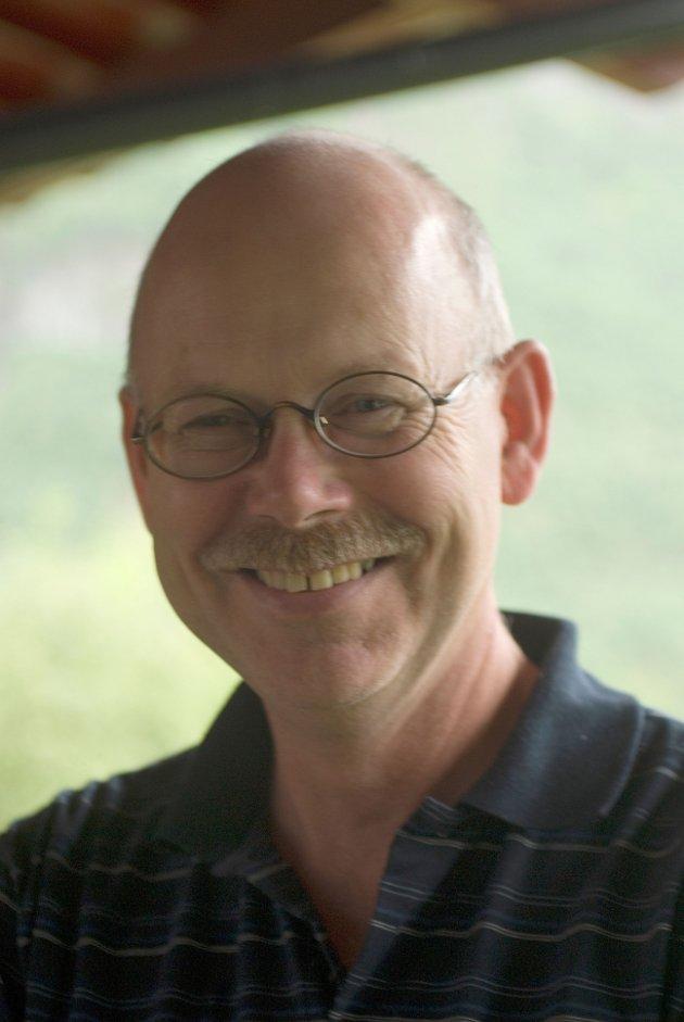Einar Rysjedal, leiar i Raudt Høyanger