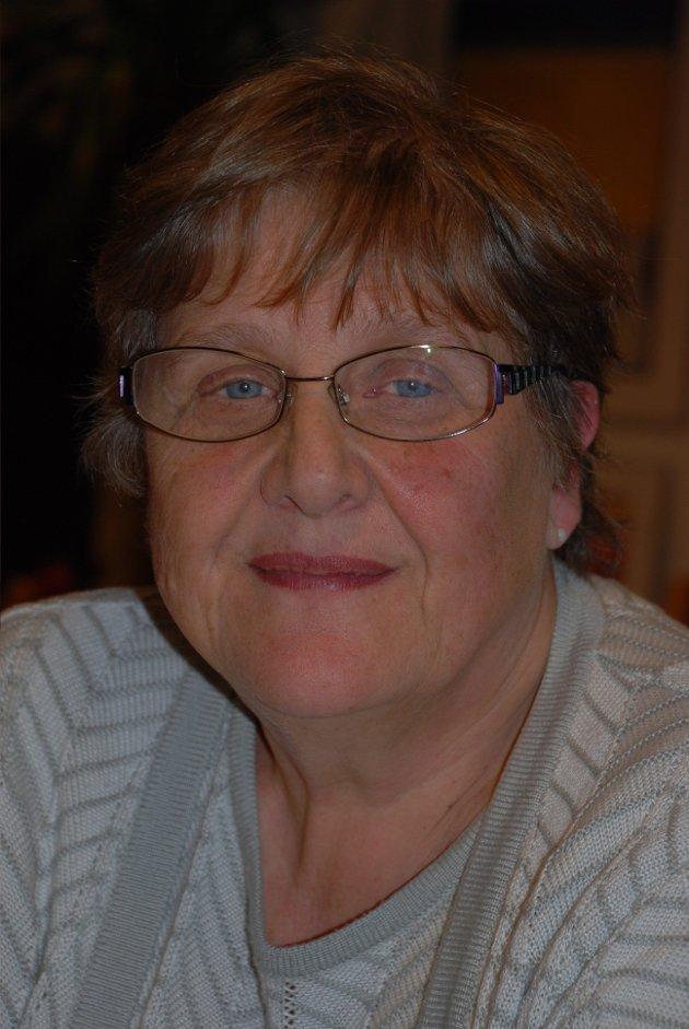 Berit Hvidsten, Listekandidat Nittedal Arbeiderparti.