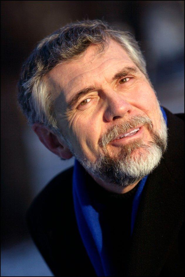Knut T. Reinås, leder i Forbundet Mot Rusgift