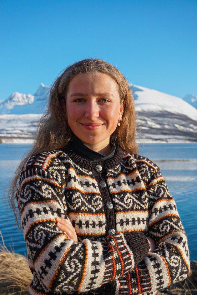 – Fraflyttinga fra Nord-Norge skyldes ikke mangel på subsidier, men mangel på rettferdig fordeling og vilje til å satse på næring og utvikling i nord, skriver Sigrid Bjørnhaug Hammer, ungdomskandidat for Troms SV.