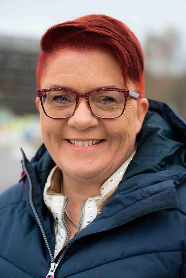 Rita Hirsum Lystad i Frogn Ap.