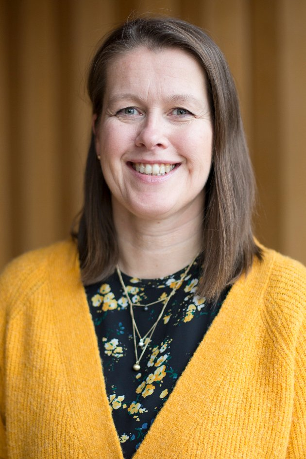 Varaordfører Kjersti Tommelstad.