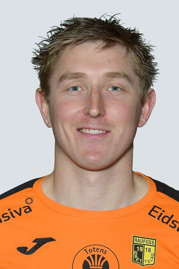 1 - Ole Kristian Lauvli, keeper